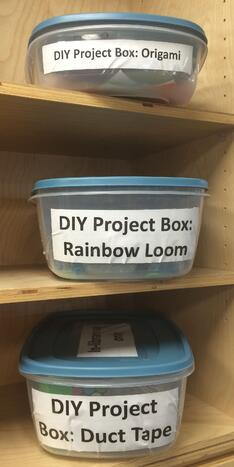 DIY Project Boxes-- Passive Maker Programming