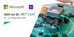 Join us at .NET Conf 2020!