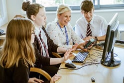 Case study:Wyedean School and Sixth Form Centre