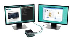 Demo Series: Dual Displays
