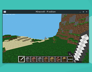 minecraft-pi-edition